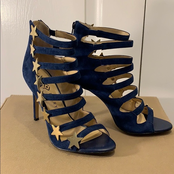 Shoes | Katy Perry The Stella Navy Blue